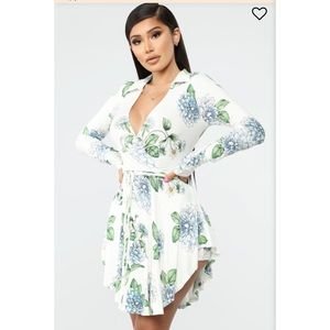 Fashion Nova romper 💐